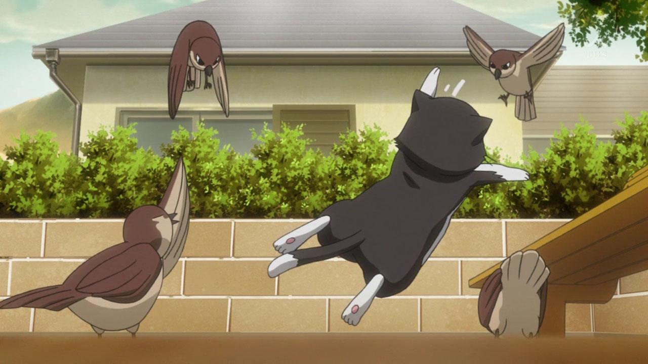Walau mulut bungkam tangan bicara jangan panggil aku kitty for Nyan koi 04 vostfr