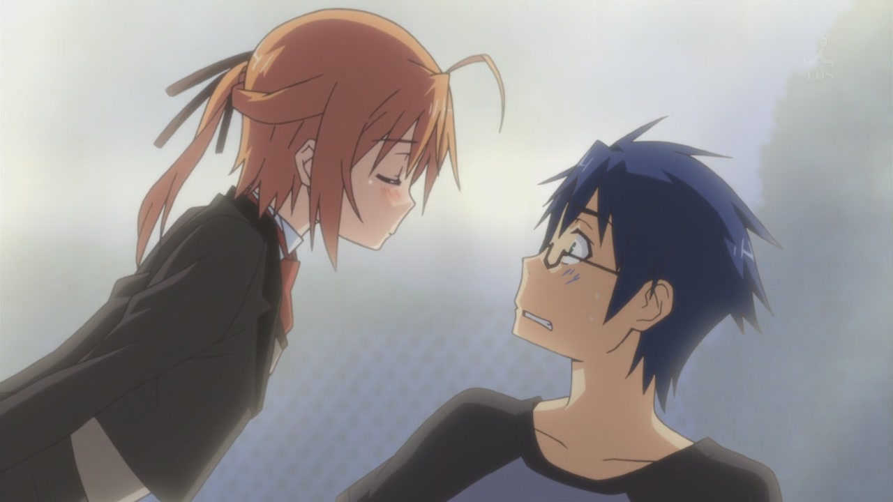 mayo chiki   u2013 nekomimi butler in blushy and tsundere mode