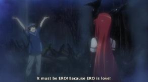 Ero is love!