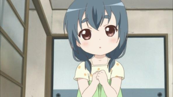 Furutani Kaede.. ahhh such cute little sister